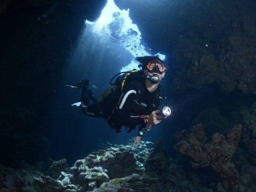 Les grottes de Palma