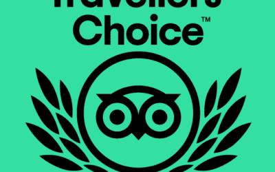 """Travellers Choice Award 2021"""